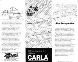 CARLA brochure, 1975