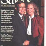 Savvy, November 1982